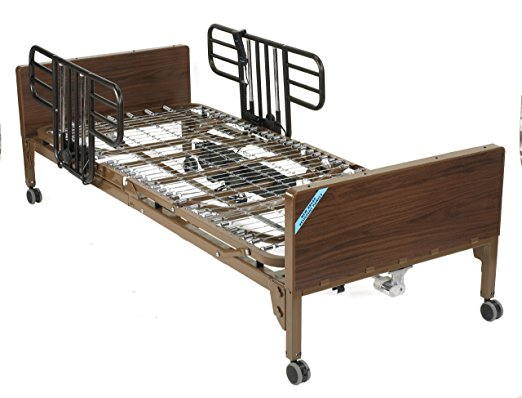 drive multi height manual bed