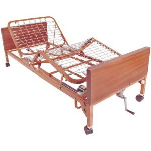 drive semi electric hospital bed