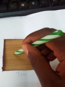 within the gyroscope spoon test paper