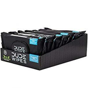 dude wet wipes