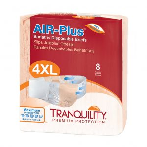 tranquility plus incontinence product for morbidly obese