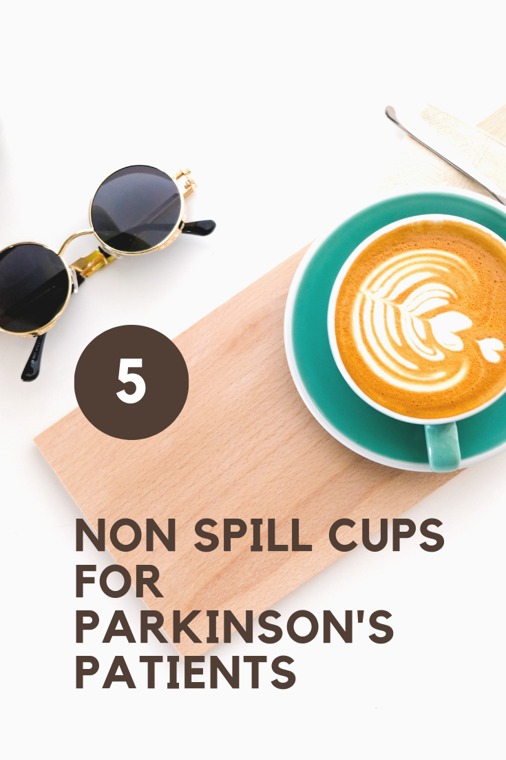 non spill cups for adults with tremors