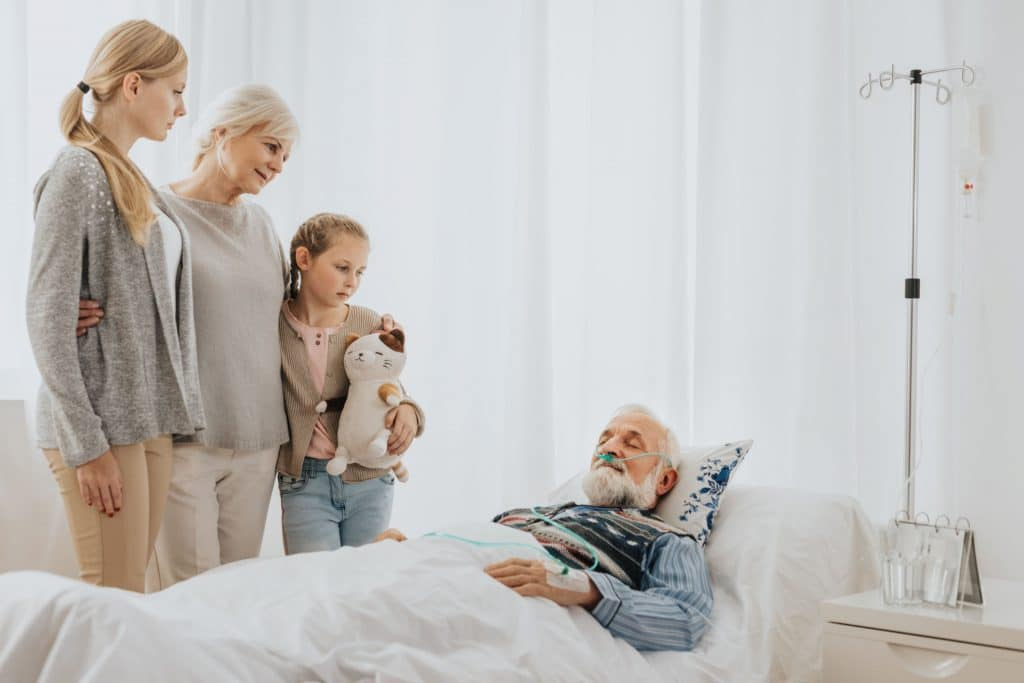 dying at a hospice is better than dying at home