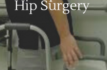 How to poop after hip surgery